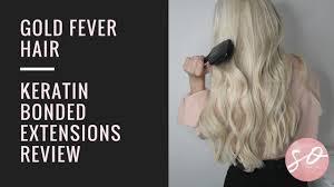 hair extensions nottingham keratin bonded hair extensions review gold fever hair m hair