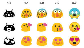 new emoji for android here s all the new emoji from android 8 0 ausdroid
