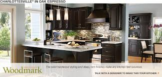 Woodmark Kitchen Cabinets Love The Way The Bar Counter Is Support With Those Elegantly