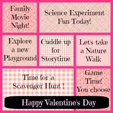 valentine day ideas printable coupons for kids edventures with