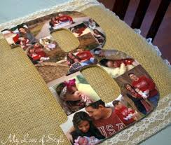 13 creative diy photo collages for your home décor shelterness
