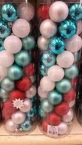 hobby lobby red white u0026 aqua christmas decor retro xmas