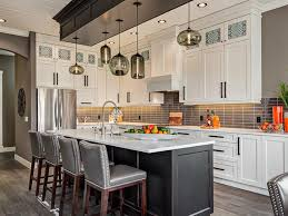 Pendant Lights For Kitchens Kitchen With Pendant Lighting Island Set In Window