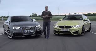 bmw m4 gts vs audi rs5 2017 new world