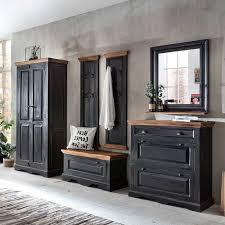 Wohnzimmerschrank Nordisch Schwarze Möbel Online Kaufen Alles Schwarz Bei Pharao24