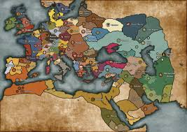 Isfahan On World Map by Medieval Kingdoms Total War Campaign Map Master Thread