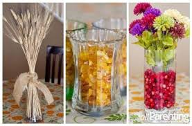 simple table decorations 10 diy ideas to decorate the thanksgiving table