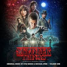 Seeking Episode 7 Song Kyle Dixon Michael Stein Things Vol 1 A Netflix