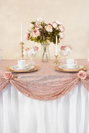 Pink Table Skirt by Best 20 Table Skirts Ideas On Pinterest Tulle Table Skirt