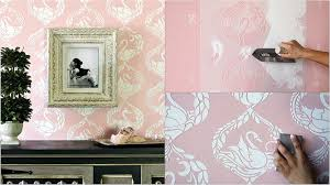 stencil wall designs and custom wall designs advertisement youtube