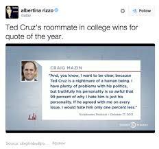 Roommate Memes - best roommate ted cruz know your meme