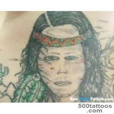 squaw tattoo designs ideas meanings images