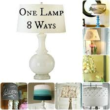 Diy Decorating Blogs 8 Diy Lamp Shade Ideas To Customize A Lamp Lamps Plus