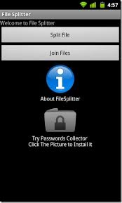 file for android file splitter for android split any file into smaller sized segments