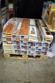 pallet of laminate flooring overstock 7 auction tools