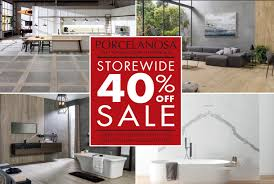 thanksgiving sale 2017 porcelanosa