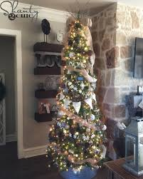rustic christmas how to decorate a rustic christmas tree shanty 2 chic