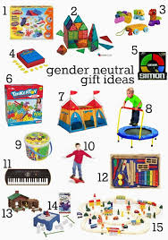 gender neutral gifts the how to