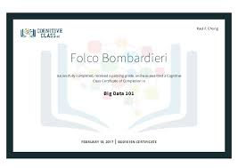 big data class certificate cognitive class big data 101 bd0101en