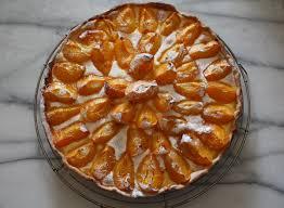 la cuisine de mamy tarte aux abricots par mamy la cuisine de desserts