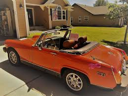mg midget for sale hemmings motor news