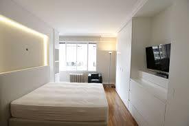 chambre en alcove alcôve chambre éclairage leds indirect yves jaffré agencements