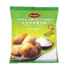 potato starch bestari premium potato starch 350g grocerexpress