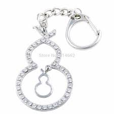 popular health fengshui buy cheap health fengshui lots from china bejeweled double wu lou amulet keychain for health luck fengshui w1106 china mainland