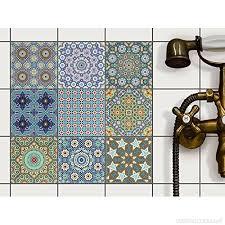 stickers carreaux cuisine stickers carrelage adhésif décoratif carreau mosaique