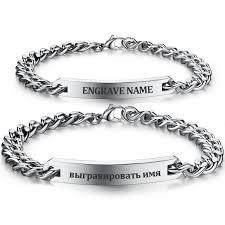 Name Braclets Customizable Name Bracelets The Crush Palace