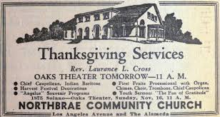 thanksgiving day sermon berkeley a look back city reflective on thanksgiving in 1941