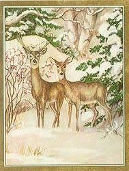 caspari cards tree w dove christmas cards 16 per box caspari