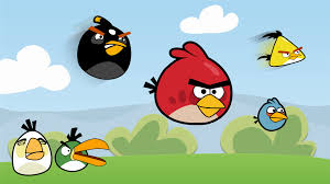 angry birds coloring pages wallpaper