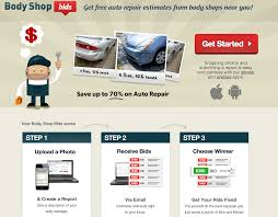 Free Car Repair Estimate by Bodyshopbids 1 Million Series A Business Insider