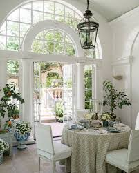 natural light and greenery create the feel of a garden indoors
