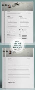 reference resume minimalistic logo animation tutorial fresh free resume templates freebies graphic design junction
