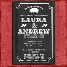 bbq wedding invitations bbq wedding invitations and the
