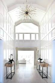 Foyer Chandelier Height Chandeliers For Two Story Foyer Chandelier Chandelier Height 2