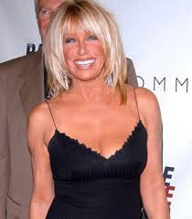 suzanne somers hair cut suzanne somers used belly fat stem cells to grow her new breasts
