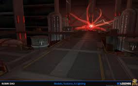 artstation dc legends environments robin dao