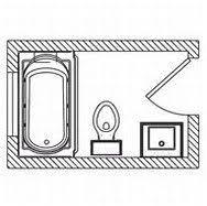 4 X 7 Bathroom Layout 4 X 6 Bathroom Layout Google శ ధన Bathroom Designs