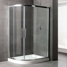 Shower Door 700mm Camaro Corner Shower Enclosure 1200 X 700mm Left Handed Offset