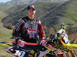 youth motocross racing dungey to host youth charity at anaheim 3 motorcycle usa