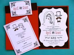 cool wedding invitations uncategorized brilliant wedding invitation inspiration creative