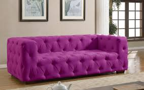 Modern Sofa Tufted Modern Sofa