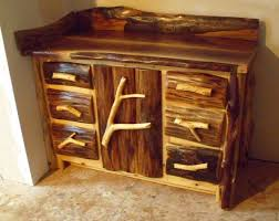 Walnut Vanity Walnut Vanity Rustic Furniture Jandcrafted Rustic Furniture