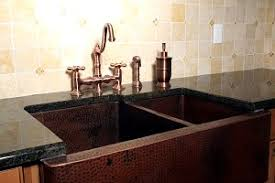 Copper Kitchen Sink Reviews by Kitchen Sinks How To Choose The Right One