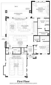 Estate Floor Plans by The Overlook At Firerock The Rushmore Estate Home Design
