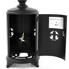 small patio heaters propane lakeview outdoor designs fleur de lis 41 000 btu propane infrared