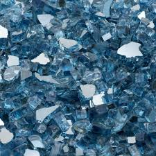 margo garden products 1 4 in 25 lb crystal reflective tempered